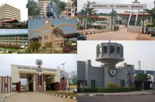 Courses Offered In Nigerian Universities