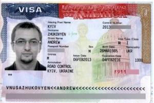 U.S. Transit Visa