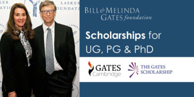 bill gates Cambridge scholarship
