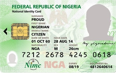 apply for National Identity number