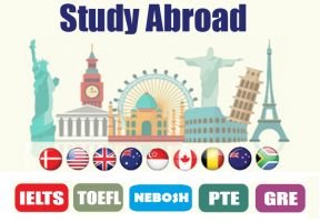 All Details About GRE, TOEFL, IELTS, and GMAT Examinations.
