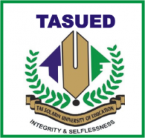 Courses offered in TASUED and their Cut Off Mark AND REQUIREMENTS