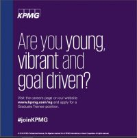 How to Apply for KPMG Graduate Trainee Programme.