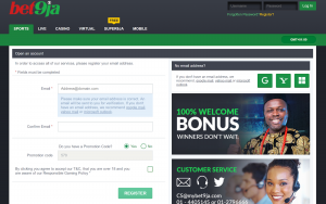 How to Create Bet9ja Account Easily and Register Online