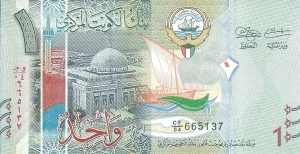 Kuwaiti Dinar | Highest Currency in the World