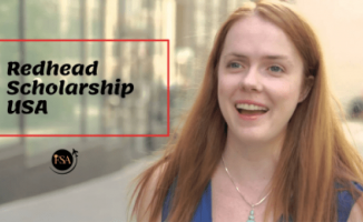 Scholarship for Redheads 2020