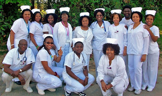 ECWA School of Nursing Admission form