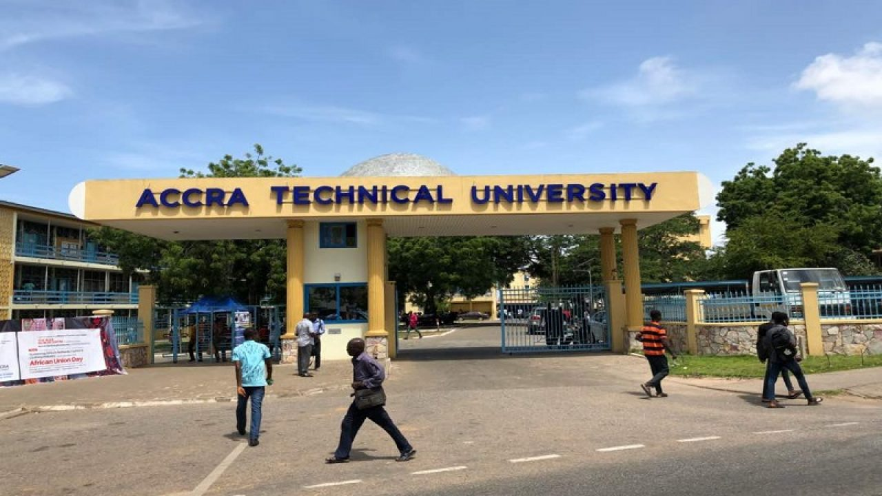 Accra Technical University Admission Requirements