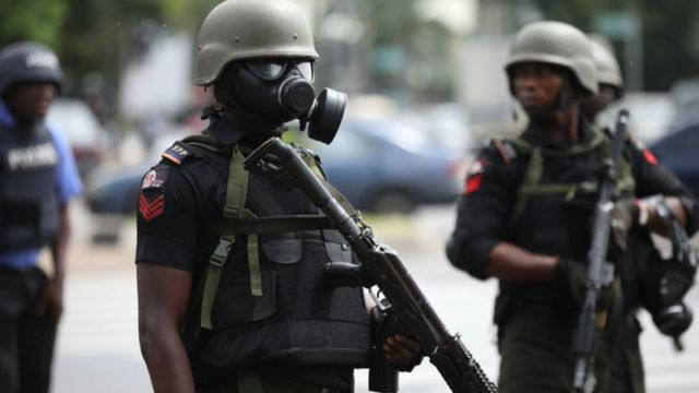 Nigeria Police PSC shortlisted candidates