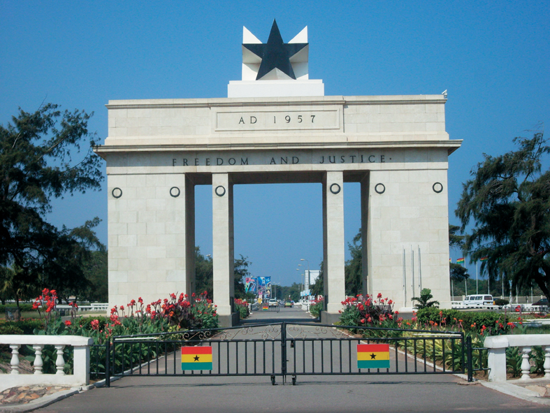 Welcome to Accra Ghana