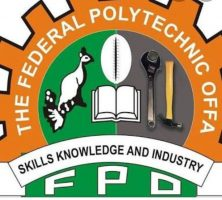 Offa Poly HND Admission List