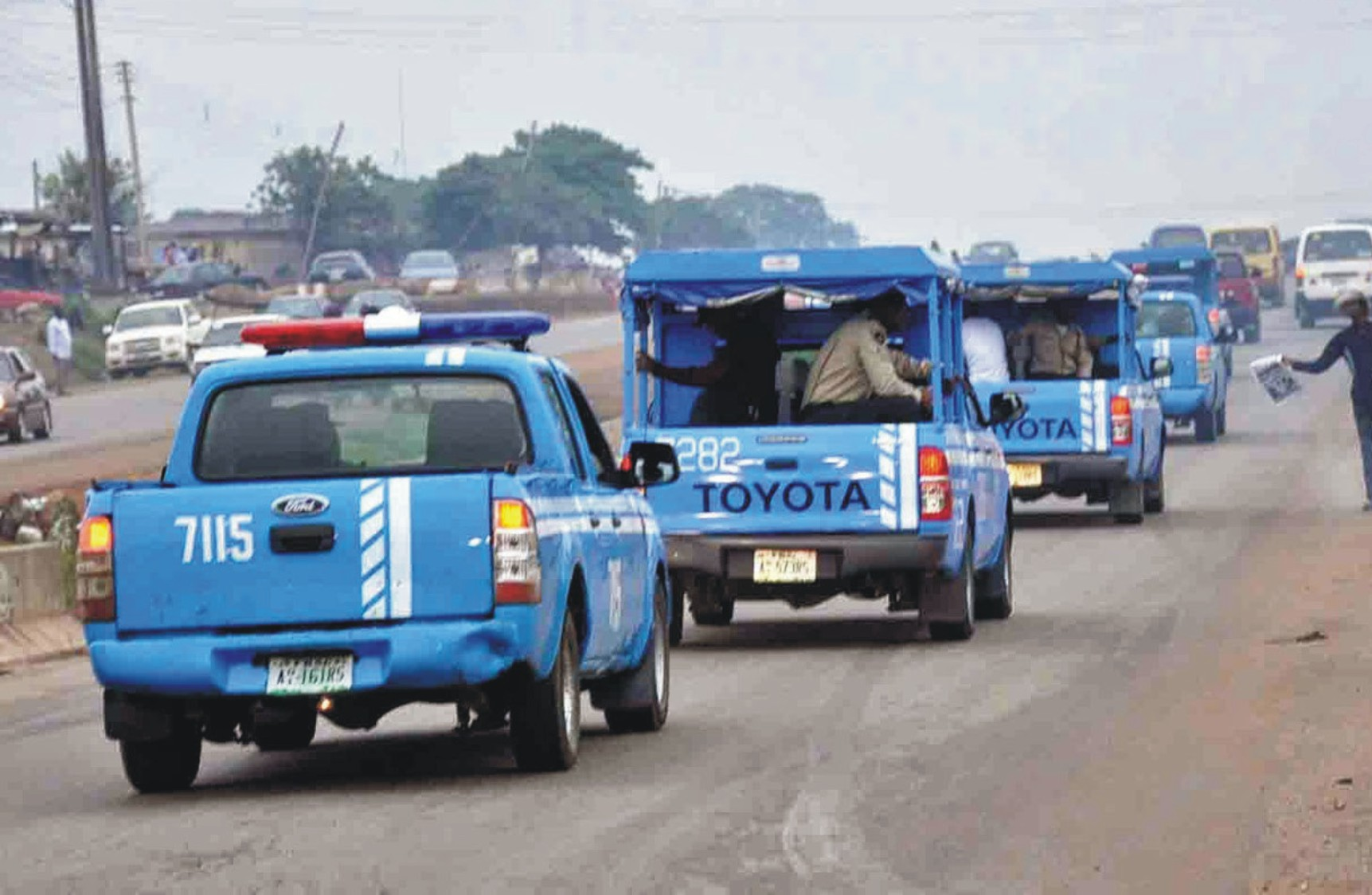 FRSC Recruitment Portal